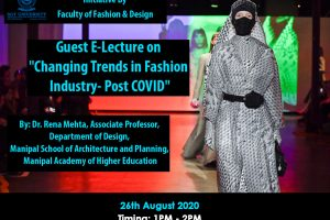 CHANGING TRENDS IN THE FASHION INDUSTRY