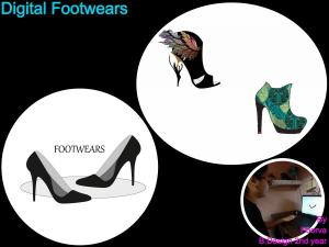 Digital Footwear